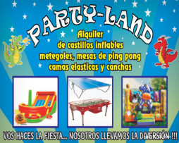 Party-Land - La Calera - Guía 5151